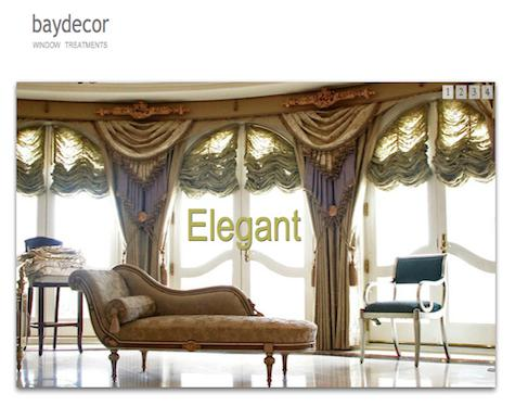 Featured vendor for window treatments in brooklyn ny for Window treatment manufacturers